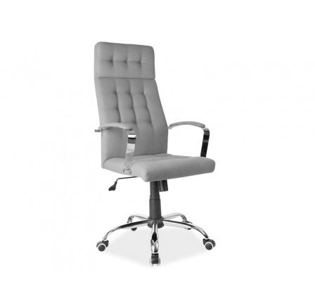 Kancelářské křeslo Q-136 /šedá