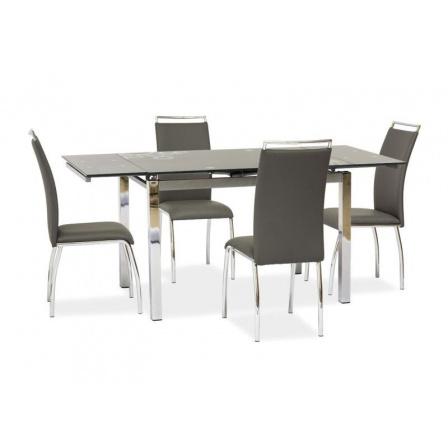 Jídelní stůl GD-017, šedý
