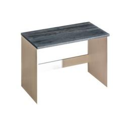 ALAN AL9 - stůl / bílá borovice