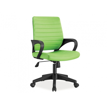 Kancelářské křeslo Q-051 Zelené