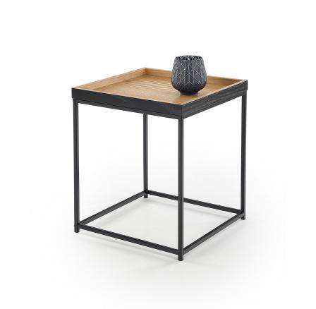 Konferenční stůl YAVA Dub/Černá