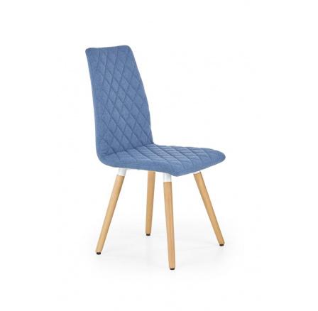Jídelní židle K282 modrá